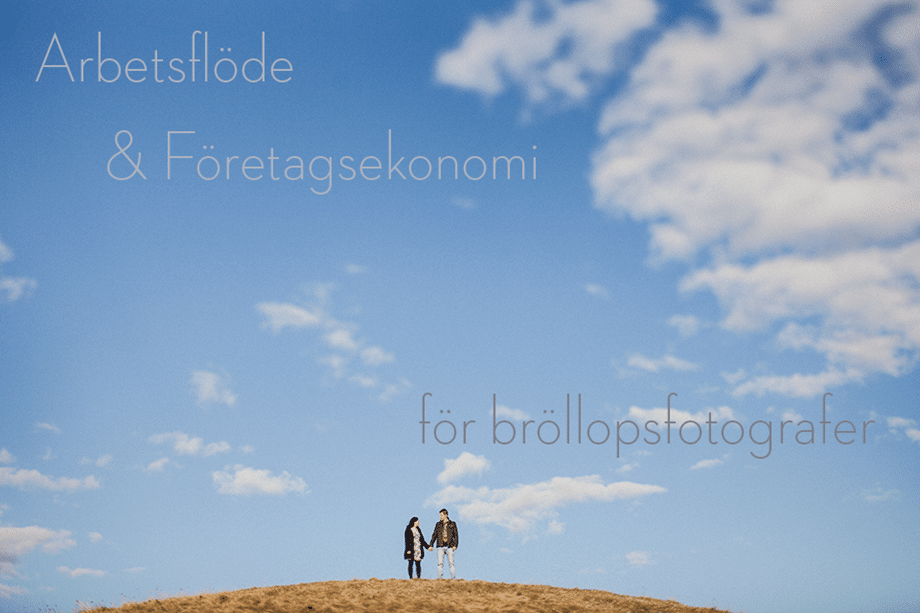 arbetsflode for brollopsfotografer